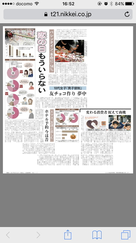 日経テレコン21で日経MJを無料で読む