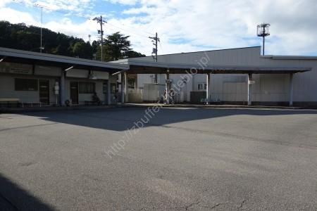 山中温泉バスターミナル