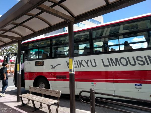アクアライン高速バス