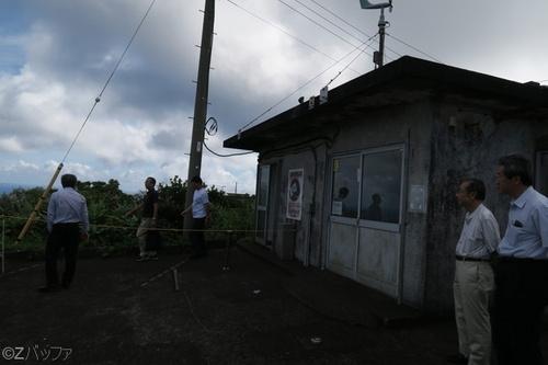 青ヶ島ヘリポートの施設