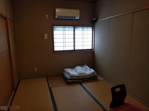 青ヶ島の民宿ビジネス宿中里のお部屋