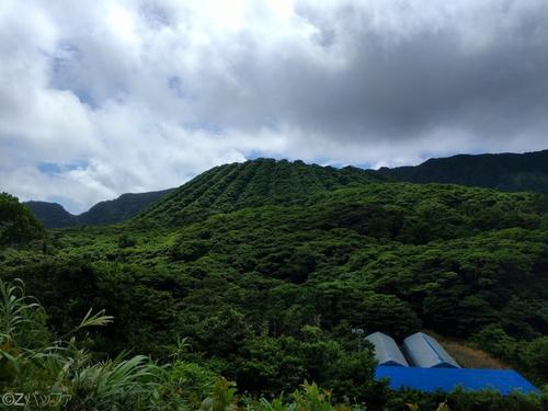 青ヶ島の丸山