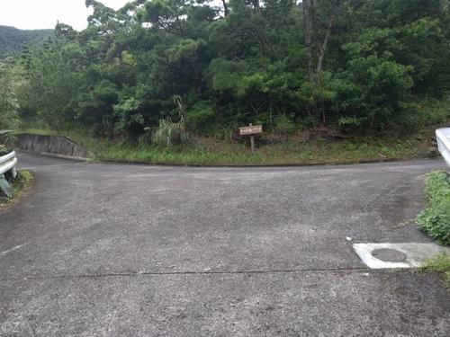 青ヶ島、ふれあいサウナへの道のり