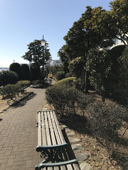海芝浦公園