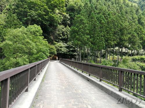 数馬峡橋(かずまきょうばし)