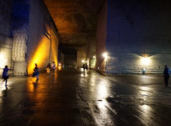 宇都宮の地下神殿こと大谷石地下採掘場跡