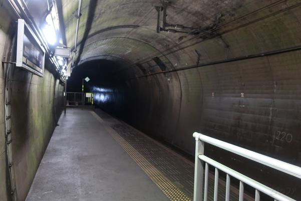 ほくほく線の美佐島駅