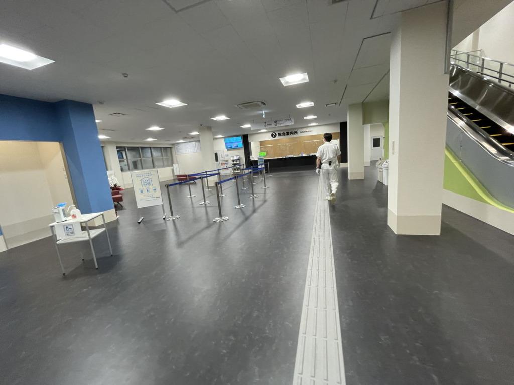 東京九州フェリー新門司港ターミナル総合案内所