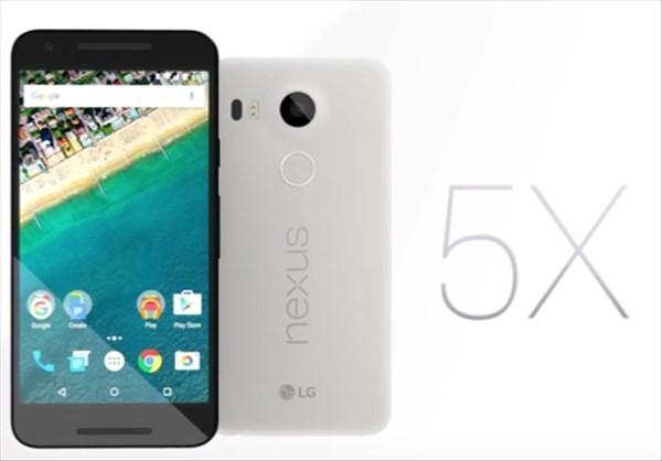新Nexus5X