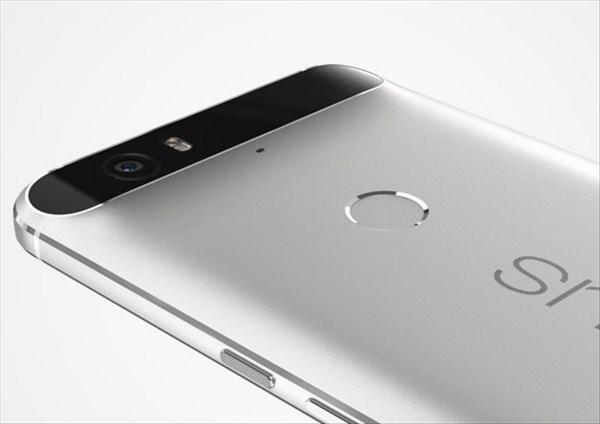 新Nexus6Pカメラ部分