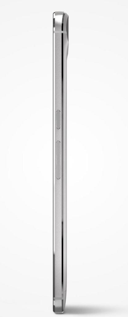 新Nexus6Pの薄さ