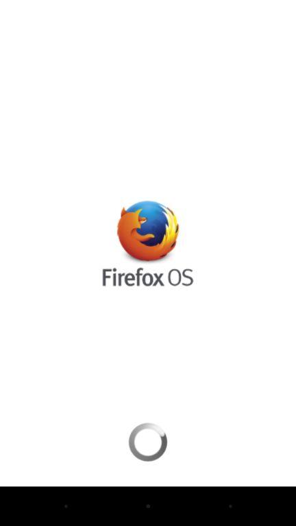モバイルFirefox OS