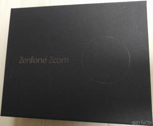 Zenfone Zoom化粧箱