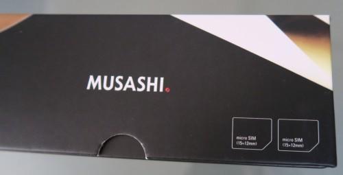 フリーテル MUSASHI化粧箱横