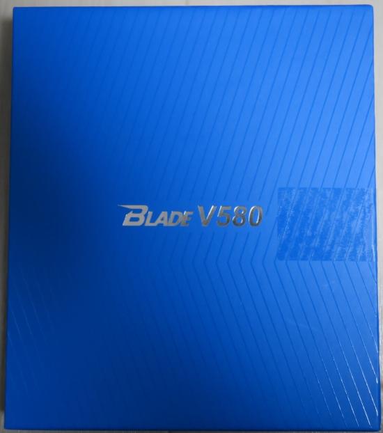 ZTE Blade V580の箱