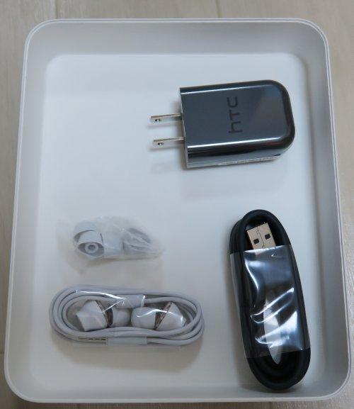 HTC 10の付属品