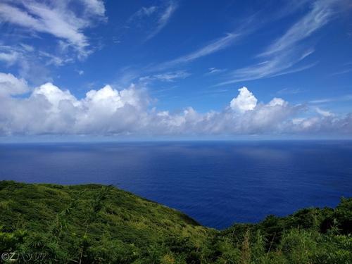 青ヶ島からの海