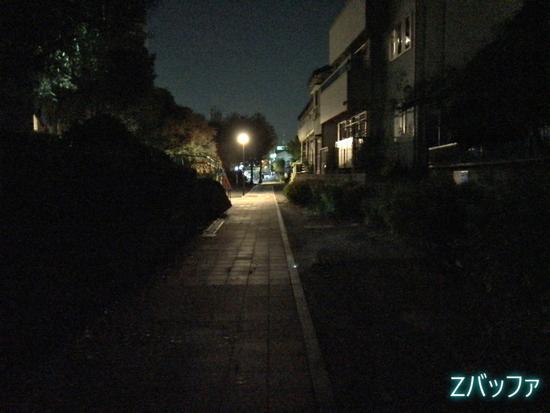 iPhone7での夜景写真