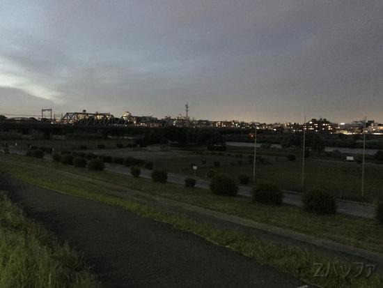 iPhone7による夜景写真