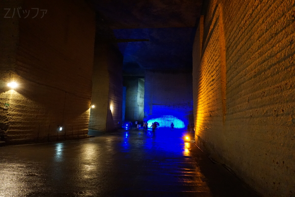 大谷資料館の地下神殿