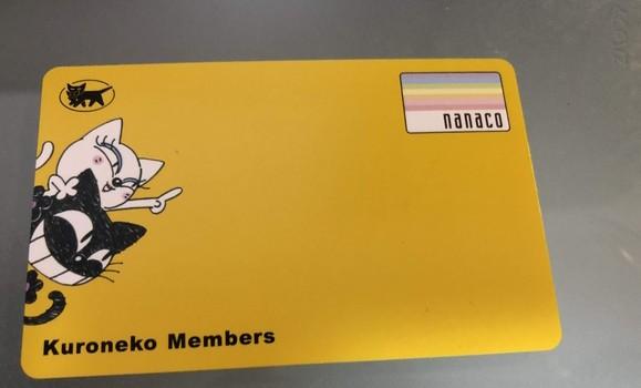 発行日無料のnanacoカード