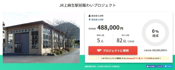 JR上麻生駅前賑わいプロジェクト