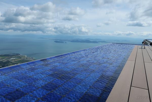 ノーステラスから見た琵琶湖の景色も魅力的