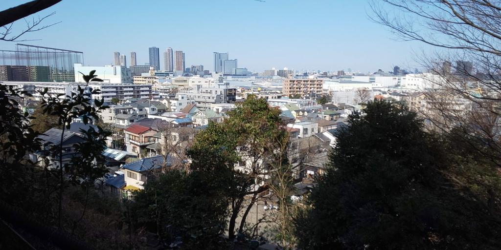 AQUOS R2 compactで撮影した街風景