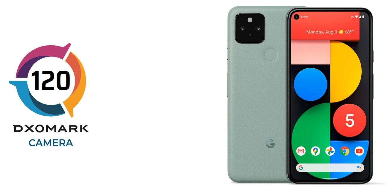 DXOMARKによるPixel5カメラの評価スコア