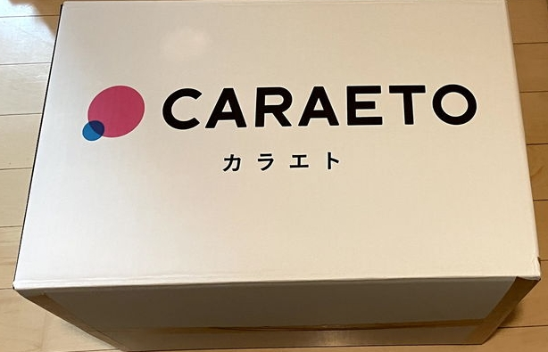 caraeto(カラエト)のダンボール